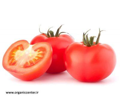 رگه های سفید در گوجه فرنگی